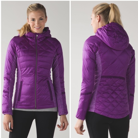 lululemon athletica Jackets & Blazers - Lululemon Down For A Run Jacket